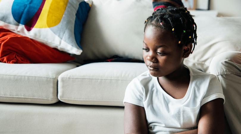 Impact of divorce on kids