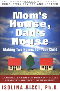Mom's house, Dad's house book